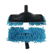Padlópolírozó kék mikroszálas kék takarítófej