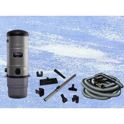 BEAM Platinum BP335 központi porszívógép + EK300W