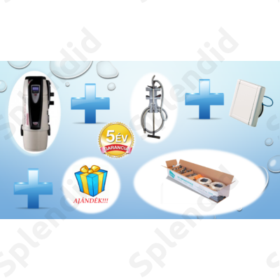 TECHNO Revolution 150 PACK 3 csatlakozós csomag