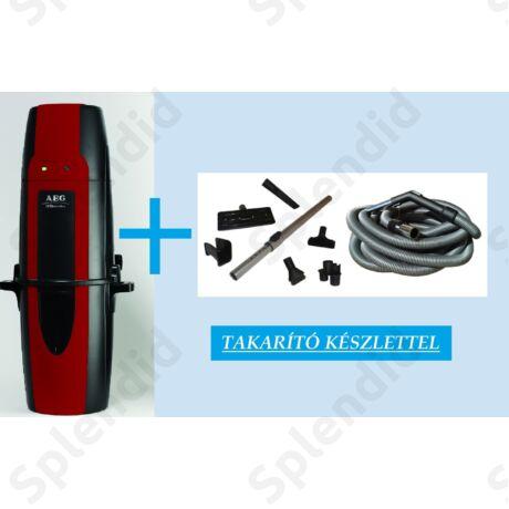 ELECTROLUX-AEG OXYGEN ZCV855 KÖZPONTI PORSZÍVÓ + takarító készlet
