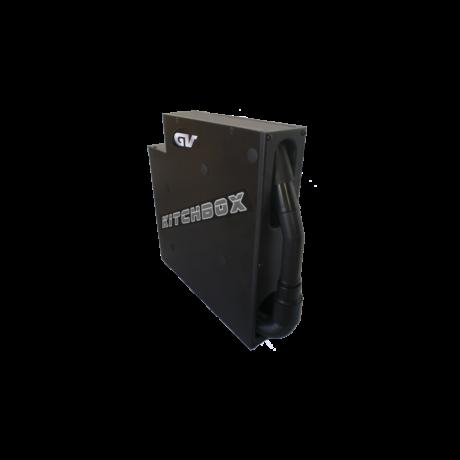 KITCHBOX Szekrénybe, gardróbba építhető flexibilis gégecső