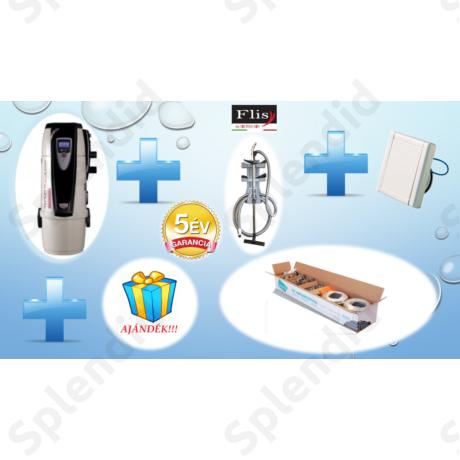 FLISY távvezérelt készlettel TECHNO Revolution 150 PACK 4 csatlakozós csomag